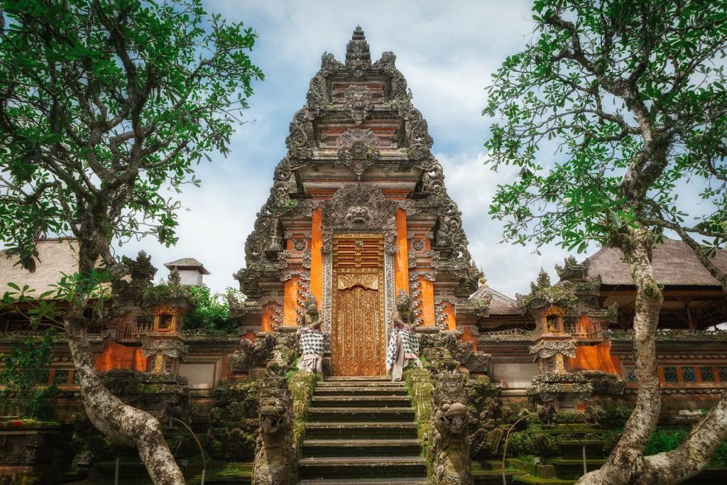 Ubud Royal Water Palace, Bali